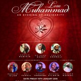 Love Muhammad - An Evening of Solidarity
