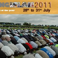 Organising the Student Village at Living Islam